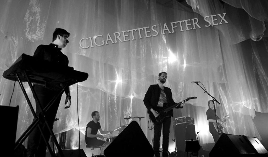 Müzik Önerisi: Cigarettes After Sex