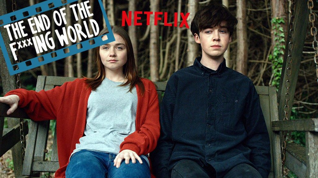 Dizi Önerisi: Netflix Dizisi - The End Of The F***ing World